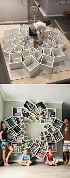 diy decor fails craft builds diy bookshelf together and it s a come