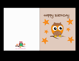 simple printable birthday cards design invitations for free