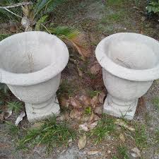 find more large concrete planters for sale at up to 90 off
