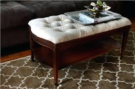 How To Make An Ottoman Out Of A Coffee Table An Ottoman Out Of A Coffee Table Akiyo Me