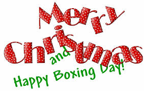 merry day after and happy boxing day m eaton