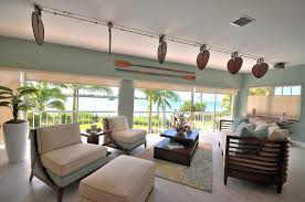 key west living room with blended furnishings key west luxury key west real estate royal palms realty