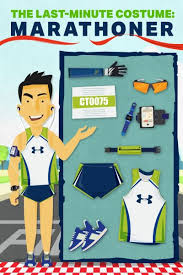 6 runner friendly costumes that are easy and fast mapmyrun