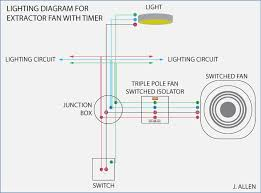 Bathroom Light And Extractor Fan 12v Bathroom Extractor Fan Wiring Diagram Style By