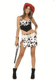 Cowgirl Halloween Costume Glamor Cowgirl Costume