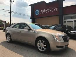 2008 cadillac cts for sale cadillac cts for sale in kentucky carsforsale com