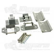 Dometic Awning Parts 8500 Dometic Bottom Mounting Bracket Kit Updated Awning Parts