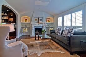 cowhide rug living room ideas sublime faux cowhide rugs decorating ideas images in living room
