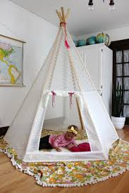 home made room decorations accessories mind blowing light blue kid teepee as garden