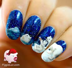 nail art gallery polar bear coca cola and cola
