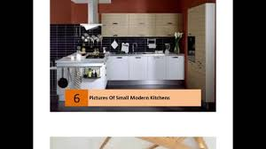 ultra modern small modular kitchen images youtube