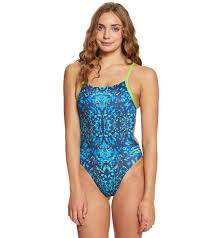 Challenge Tie Arena S Tie Dye Maxlife Challenge Back One Swimsuit At