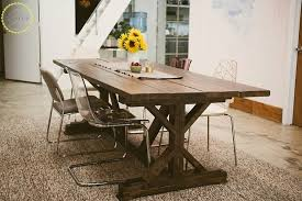 ana white dining room table diy ana white farmhouse table hometalk