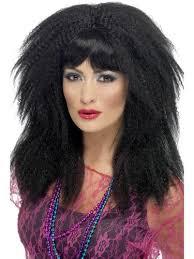 1980s hairstyle wig for black women 1980s celebrity punk wigs ladies fancy dress 80s womens eighties