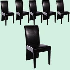 lot de 6 chaises salle à manger lot de 6 chaises salle a manger maison design hosnya com