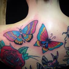 design tattoo butterfly 28 awesome butterfly tattoos with flowers that nobody will tell you
