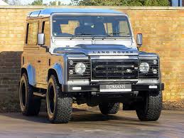 land rover defender 90 for sale romans international are official partners of twisted automotive