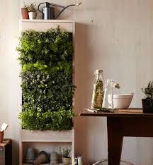vertical wall gardening planter 4 pockets hanging flower pots home