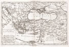 Europe And Asia Map by File 1780 Raynal And Bonne Map Of Turkey In Europe And Asia