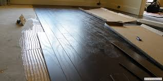 remended underlayment for engineered hardwood floors carpet