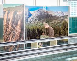 Denver International Airport Murals Pictures by Denver International Airport Stuck At The Airport