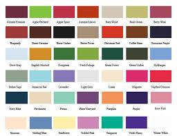 folk art paint colors chart real fitness