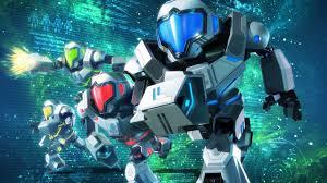 metroid prime federation force nintendo 3ds wallpapers hd wallpapers metroid prime federation force nintendo 3ds