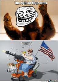 Right To Bear Arms Meme - the right to bear arms by tehadminzorz meme center