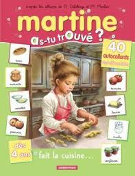 martine fait la cuisine martine fait cuisine de delahaye abebooks