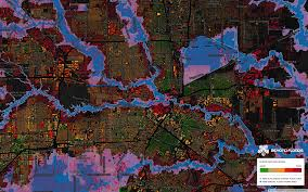 Floodplain Maps By Zip Code by 71 High Risk Homes Uninsured For Flood In Areas Impacted By Harvey
