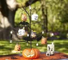 Decorated Halloween Trees 5 Homemade Halloween Decorations