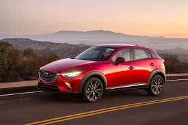 mazda maker mazda u0027s cx 3 is sporty spirited and small heraldnet com