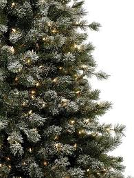 frosted sugar pine artificial christmas trees balsam hill