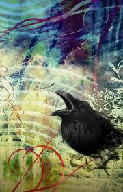 halloween raven background october 2016 alyzen moonshadow