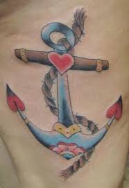 35 anchor tattoos slodive