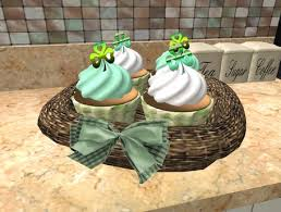 cupcake gift baskets second marketplace st day cupcake gift basket