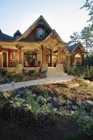 Stone Homes Floor Plans Rustic Looking Homes Home Design Ideas