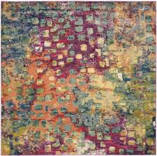 floor u0026 rug wonderful square area rugs for decorating space ideas
