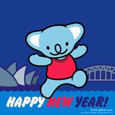 Happy New Year Meme 2014 - gif lol illustration art funny cute happy australia kawaii meme