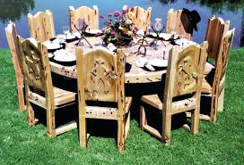 Western Style Dining Room Sets Lodge Dining Room Furniture Western Dining Table Western Dining