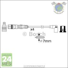 candele bosch tabella 56346 kit cavi candele bosch vw caddy iii furgonato benzina