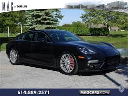 porsche panamera turbo 2017 white 2017 porsche panamera in dublin oh united states for sale on