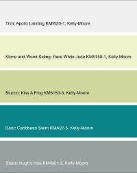 choosing color 1 home has fun with 5 different color schemes