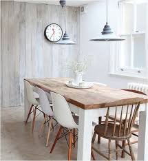 antique table with modern chairs farmhouse table with modern chairs loris decoration