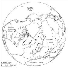 arctic ocean plates
