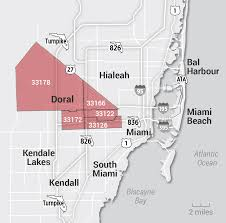 Miami Dade County Zip Code Map by License To Launder A Money Pipeline To Latin America