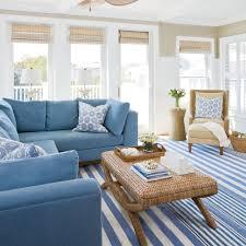 coastal livingroom family friendly delaware house coastal living