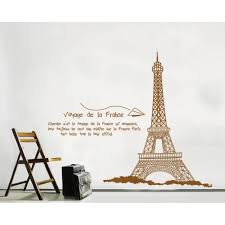 Eiffel Tower Wallpaper For Walls Eiffel Tower Wall Decal Wallstickerscool Com Au Wall Decals
