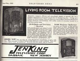 Picture Of Tv Pre 1935