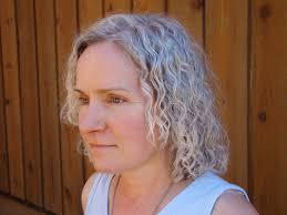 perm photos for thin hair woman s medium length bob cut with loose body perm brent g hair